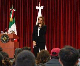 Margarita Zavala, precandidata independiente a la presidencia de México