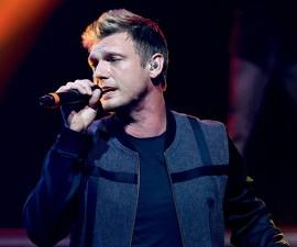 Nick Carter de los Backstreet Boys es acusado de violación