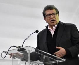 Ricardo Monreal Ávila, titular de la delegación Cuauhtémoc