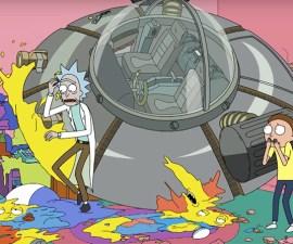 'The Simpsons' hacen una sutil referencia a 'Rick and Morty', ¿de qué se trata?