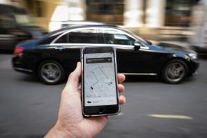 Uber - Servicio de transporte
