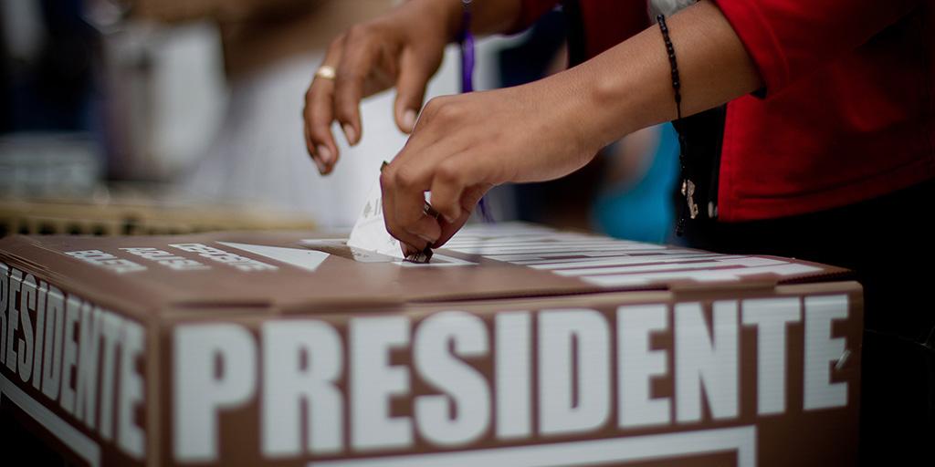 Elección presidencial, urnas INE