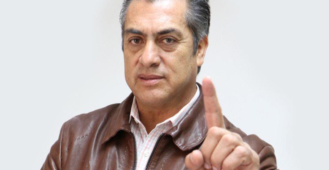 Jaime Rodríguez Calderón 'El Bronco'