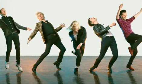 """Franz Ferdinand estrena el nuevo sencillo """"Feel The Love Go"""""""