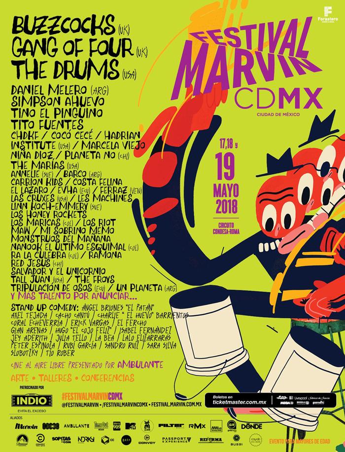 cartel festival marvin