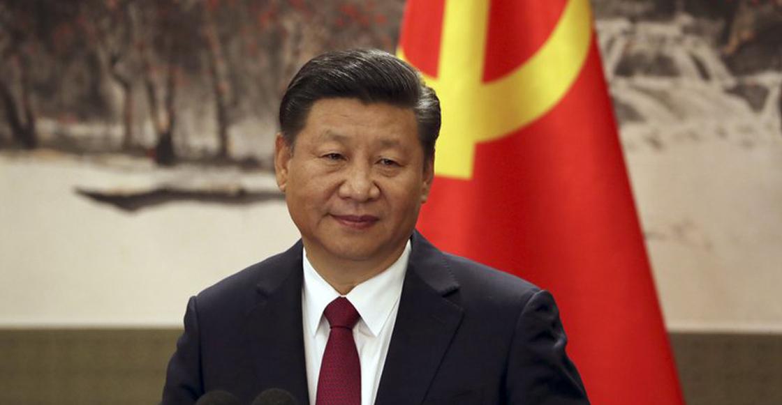 Xi Jingping, presidente China
