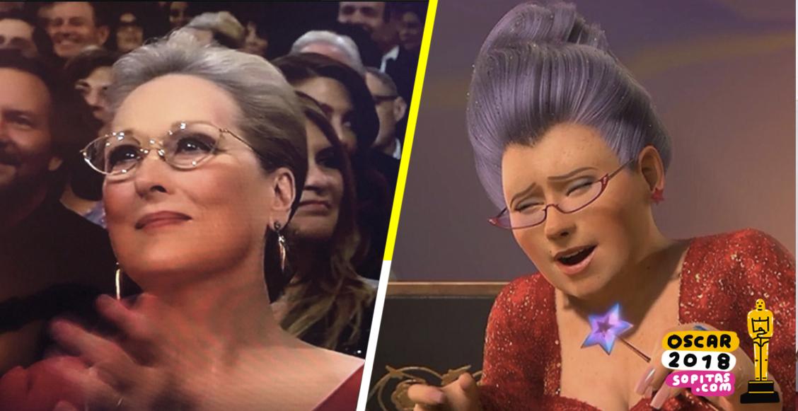 Porque nunca faltan: ¡Aquí los mejores memes de los Premios Oscar 2018!
