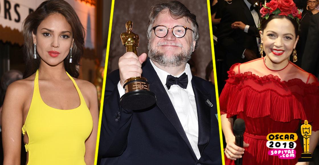 ¿Por qué los mexicanos dominaron los Oscar este 2018?