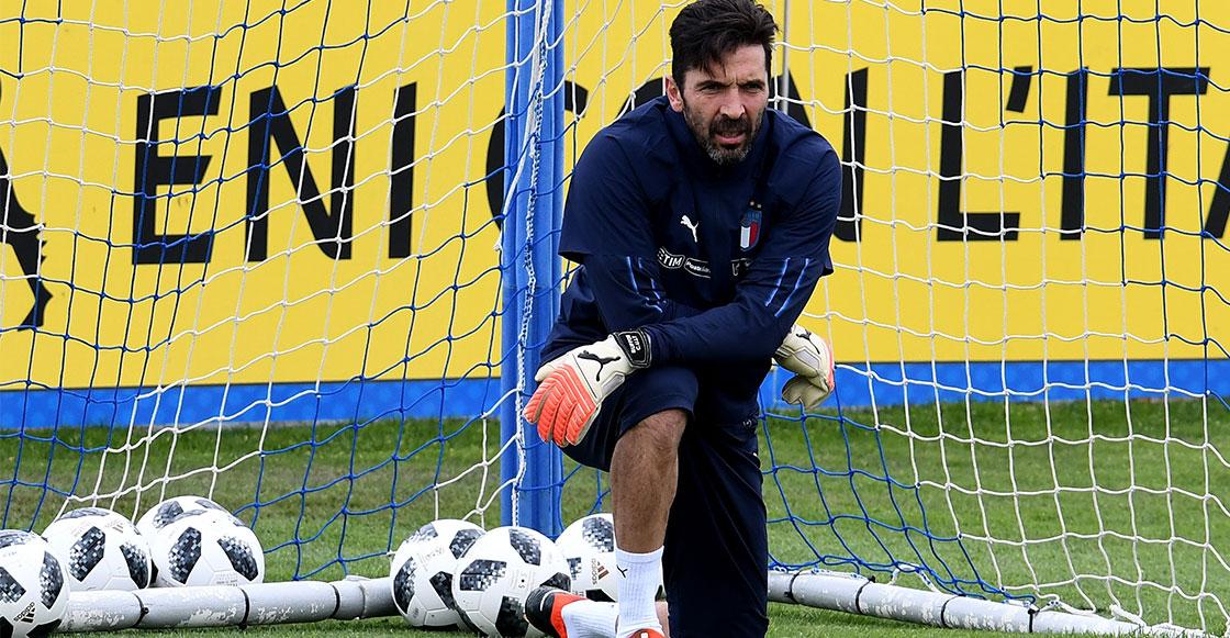 KHÁ!?!?!?  Boca Juniors quiere fichar a Buffon