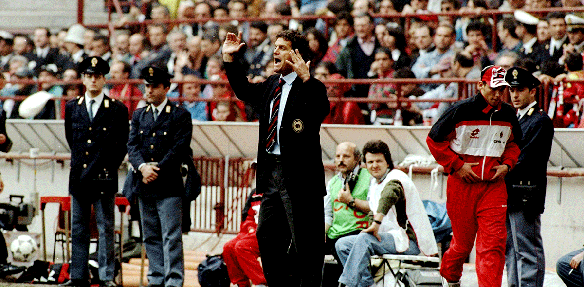 Fabio Capello Milan