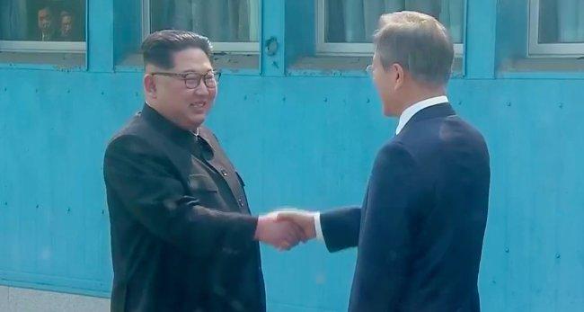 Corea del Norte y Corea del Sur