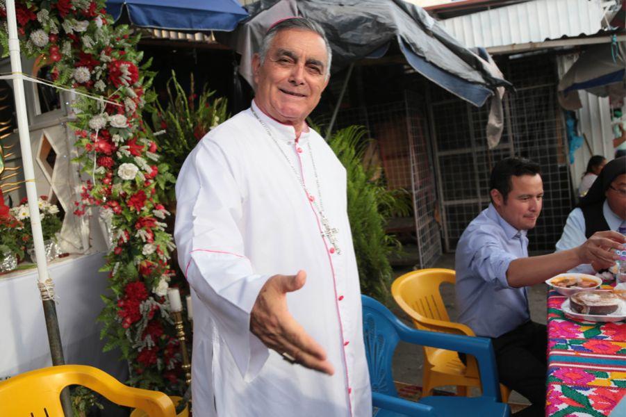 Salvador Rangel, obispo de Chilpancingo-Chilapa