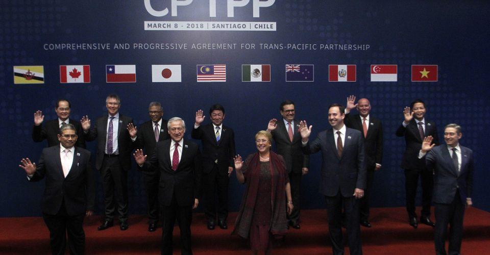 Tratado Integral y Progresista de Asociación Transpacífico