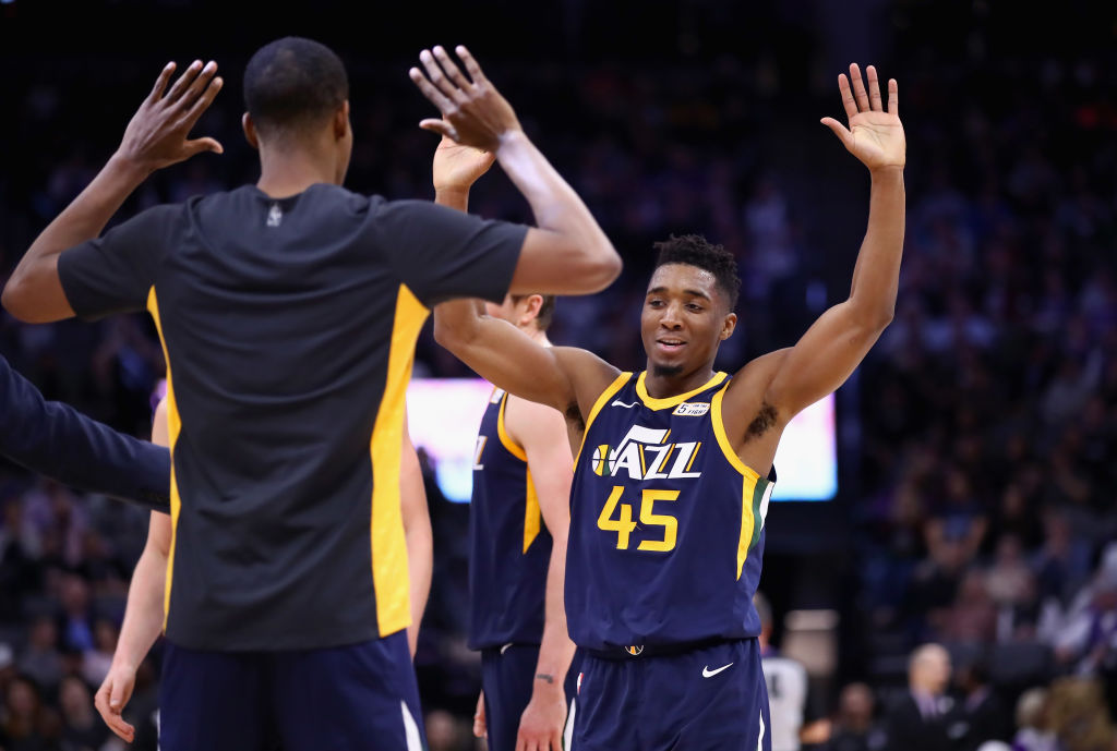 Donovan-Mitchell-NBA-Utah-Jazz-playoffs