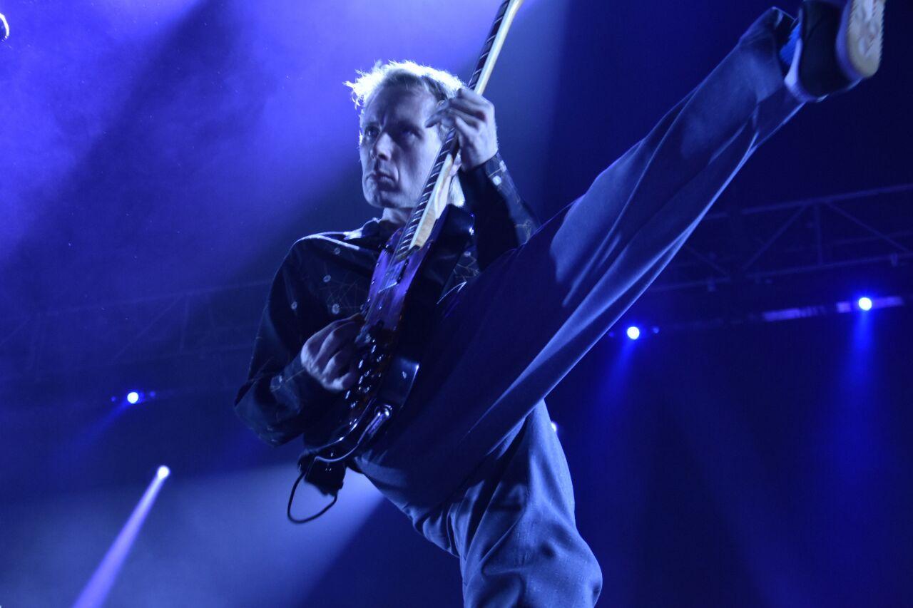 11 fotos ganadoras del concierto de Franz Ferdinand en la CDMX