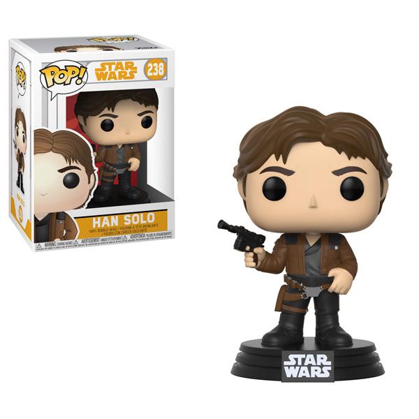Â¡Solo: A Star Wars Story ahora son Funko Pop!