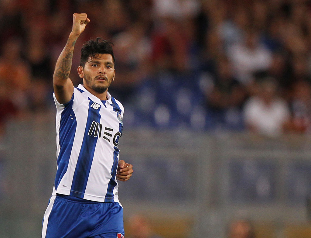 El Tecatito Corona está listo para regresar con el Porto en el clásico contra el Benfica