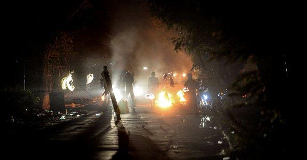 Manifestaciones en Nicaragua