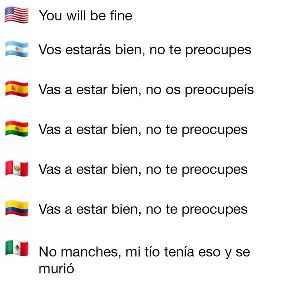 Frases que dicen los mexicanos
