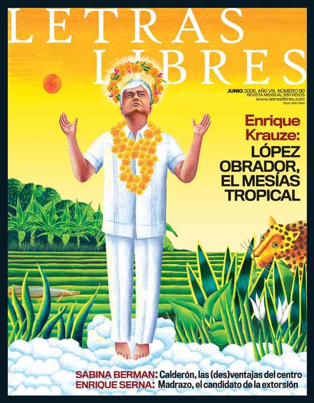 mesías tropical, letras libres