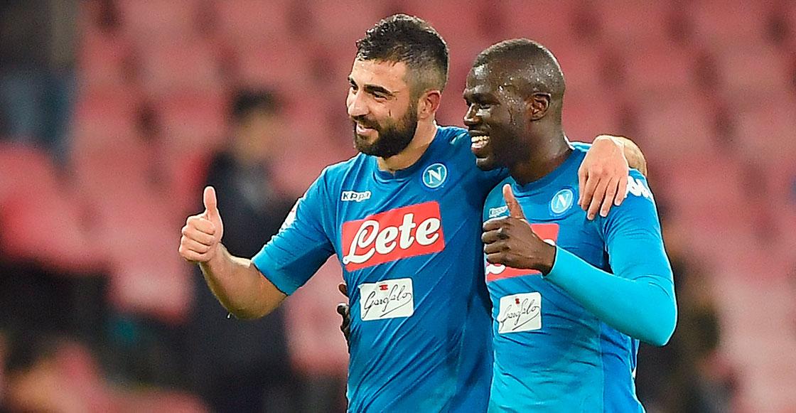 Napoli sorprende a la Juventus y pone de infarto la Serie A