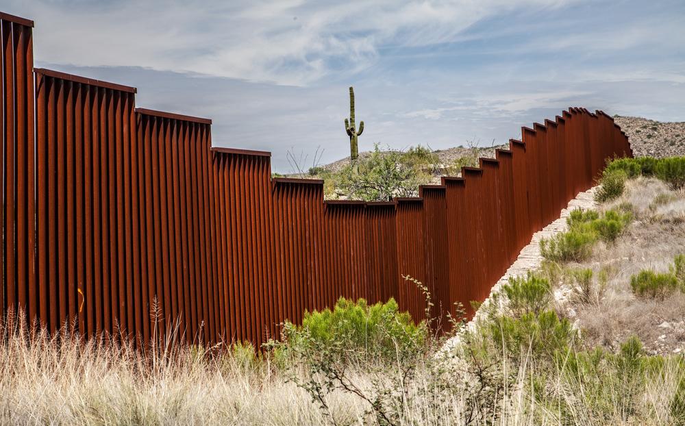 muro Estados Unidos y México