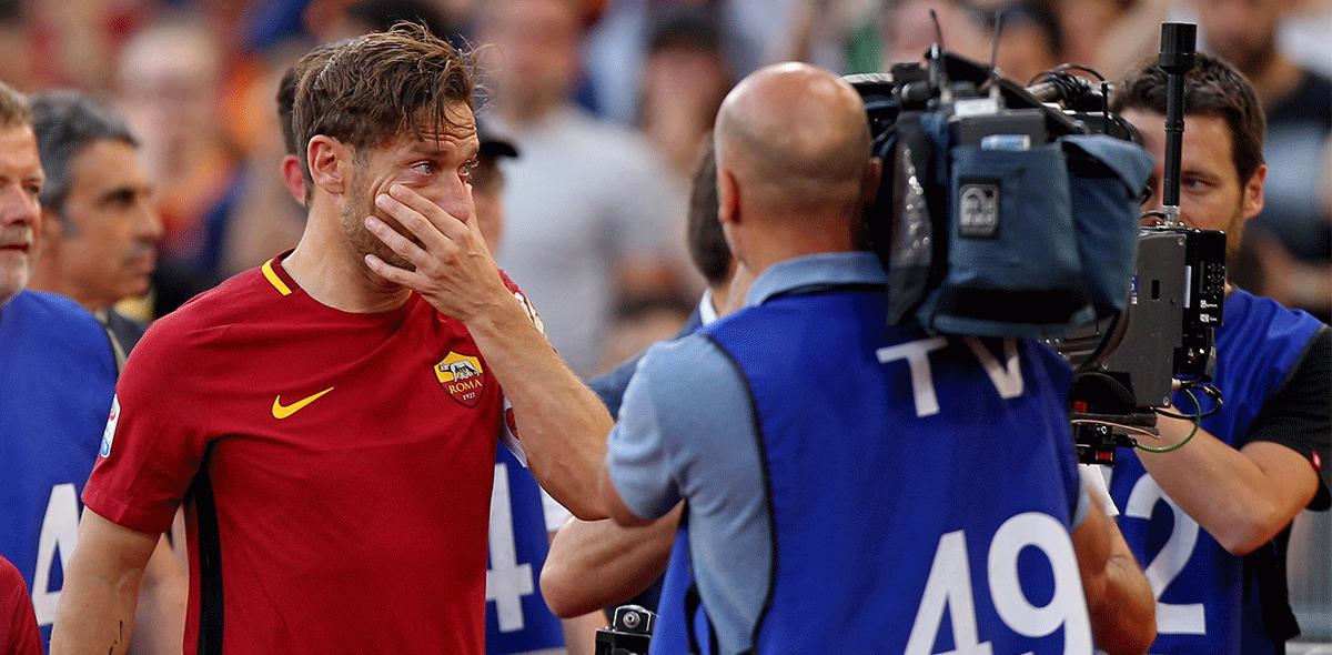Carta de Totti a Buffon