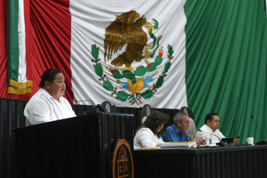 Dip. Mario Baeza Cruz
