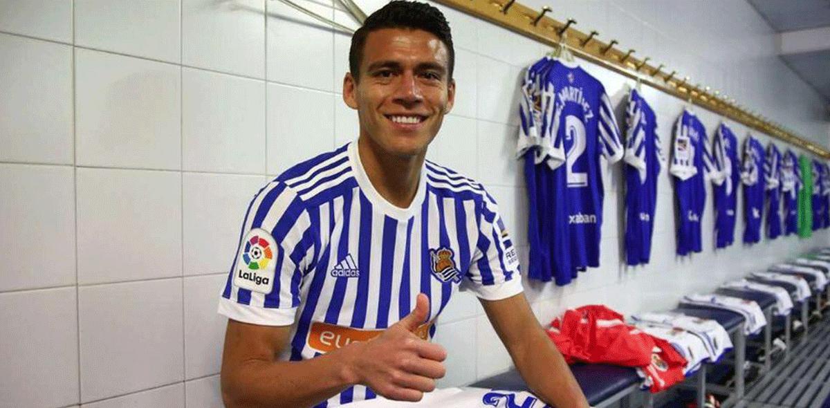 Héctor Moreno lesionado en 2018