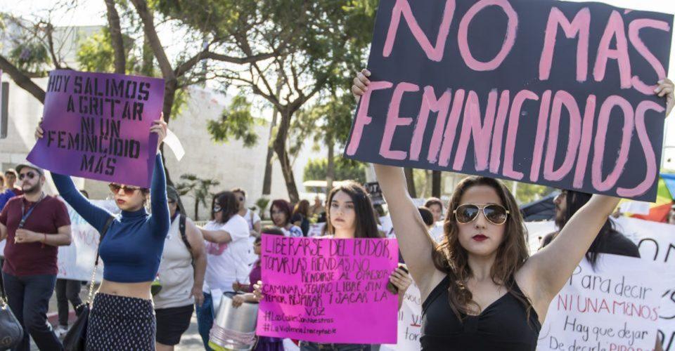 Estado de México es uno de los estados con más feminicidios en el país