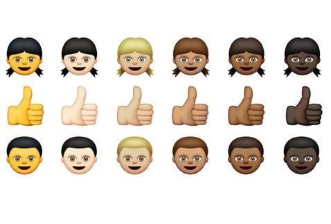 Estos son los emojis que podrían llegar a tu teléfono en el 2019
