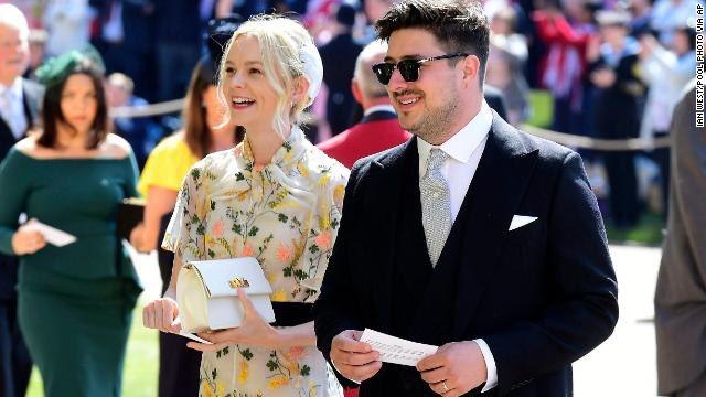 En fotos: así fue la boda real de Meghan Markle y el príncipe Harry