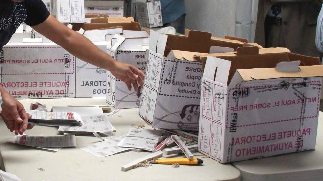 paquete electoral INE