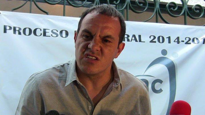 Cuauhtémoc Blanco ha estado involucrado en diferentes polémicas desde que llegó como alcalde a Cuernavaca