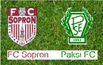 FC Sopron - Paksi FC