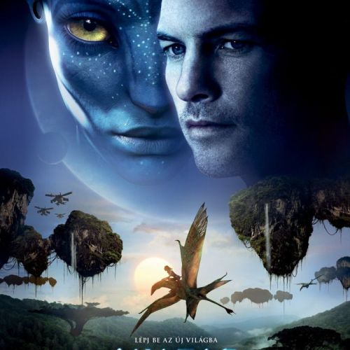 James Cameron új fimje: AVATAR