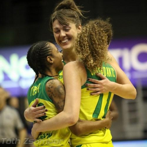 Századik Euroliga-alapszakasz győzelmét ünnepelte a Sopron Basket