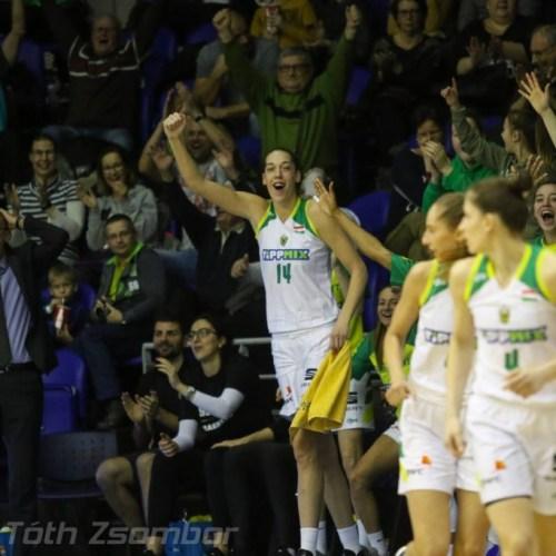 Európa 10 legjobb csapata között a Sopron Basket!