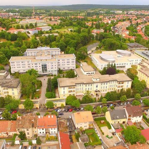 Több részlegen is látogatási tilalom van a soproni kórházban!