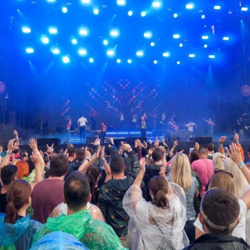 Lenny Kravitz és Marshmello is fellép a VOLT Fesztiválon