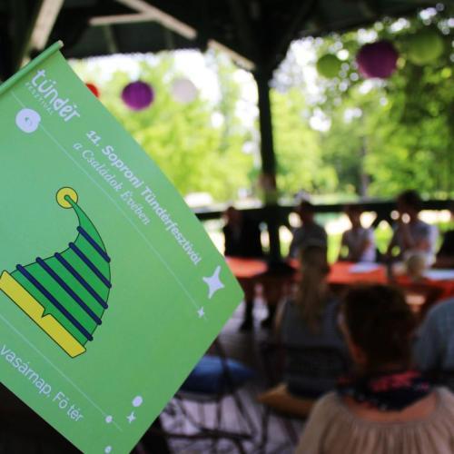 Tündérfesztivál: Vissza a gyökerekhez, helyszín az Erzsébet-kert!