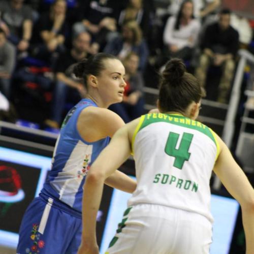 A Sopron Basket rangadót nyert Szekszárdon