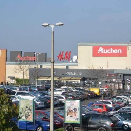 Megnyílt a soproni Auchan superstore