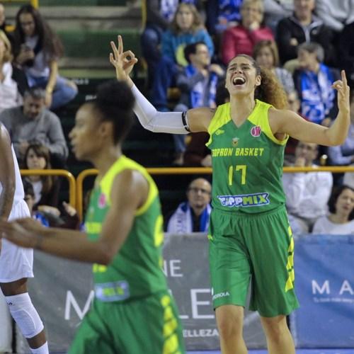 Lehűtötte a Salamanca csarnokát a Sopron Basket