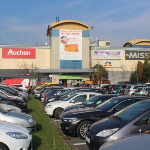 Megnyílt az Auchan Sopron Superstore (képek)