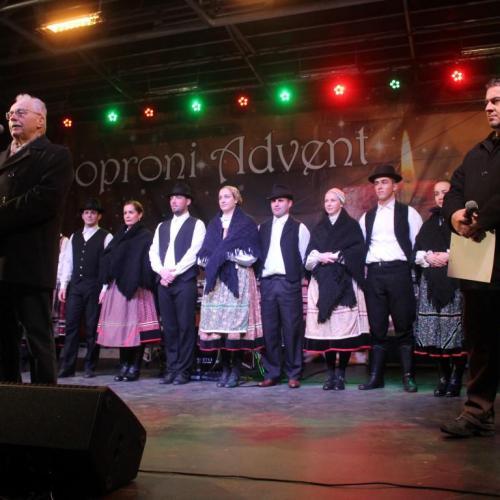 Hivatalosan is megnyílt a Soproni Advent rendezvénysorozat!