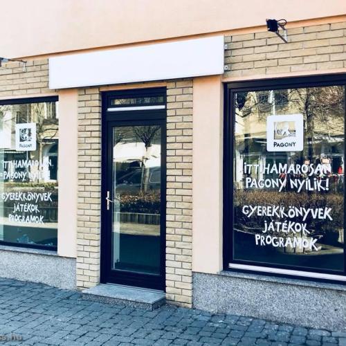Gyerekkönyvesbolt nyílik Sopronban