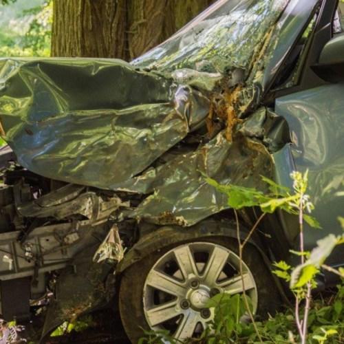 Menekülés közben csapódtak egy fának a magyar gépkocsifosztogatók Burgenlandban