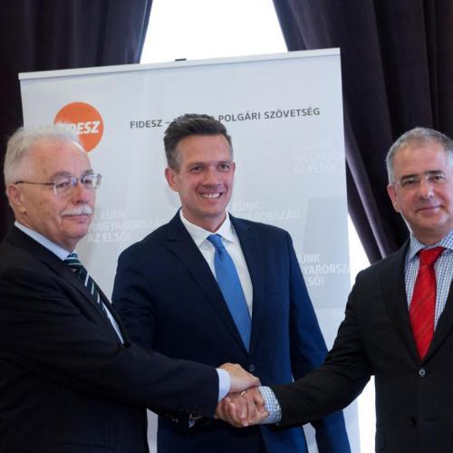 Dr. Farkas Ciprián a FIDESZ-KDNP soproni polgármesterjelöltje!