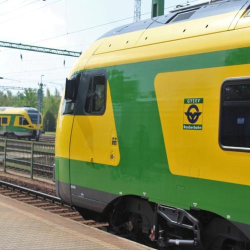 Pályakarbantartási munkálatok a Sopron – Wiener Neustadt vasútvonalon
